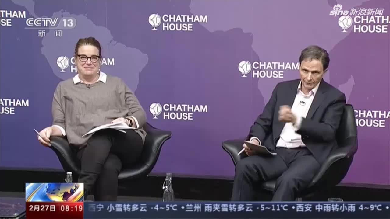 视频|世卫组织传染病小组执行主任积极评价中国抗疫