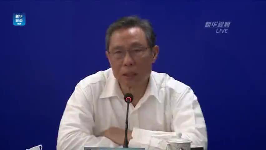 视频|钟南山:这是一个人类的疾病 正在加强国际合
