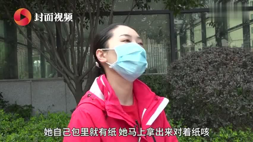 视频-方舱医院护士讲述核酸检测过程:每次采样,与