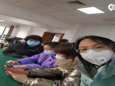 武汉直击丨吉林省第一批援湖北医疗队感染防控组的铿锵玫瑰