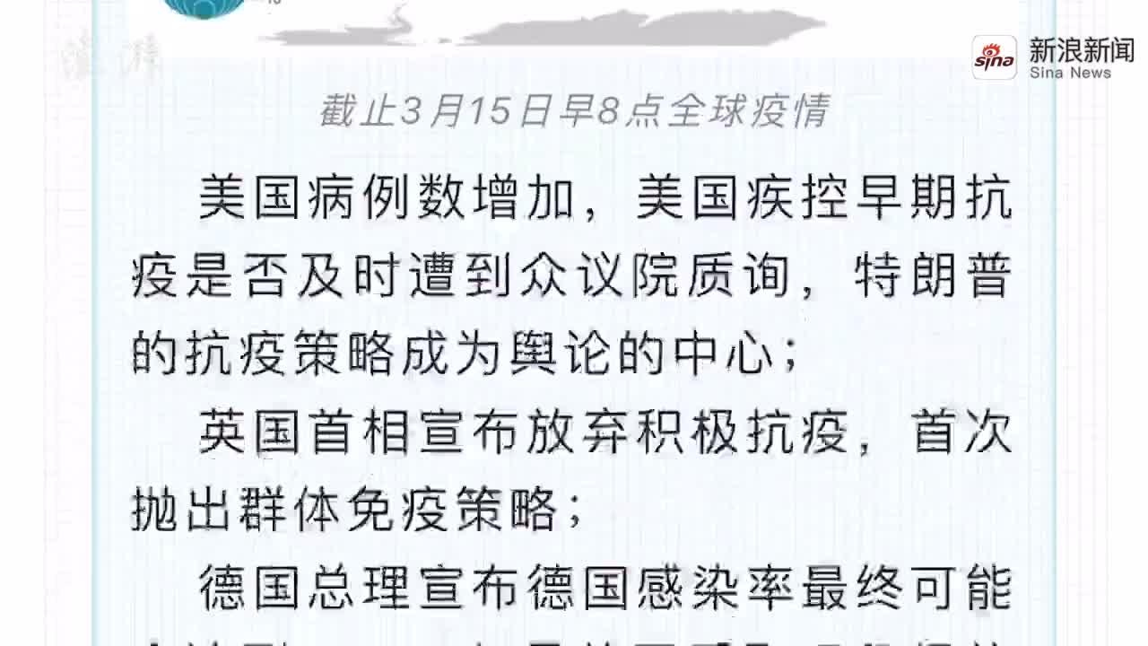 视频|张文宏称疫情今夏结束基本已不可能 中国下阶