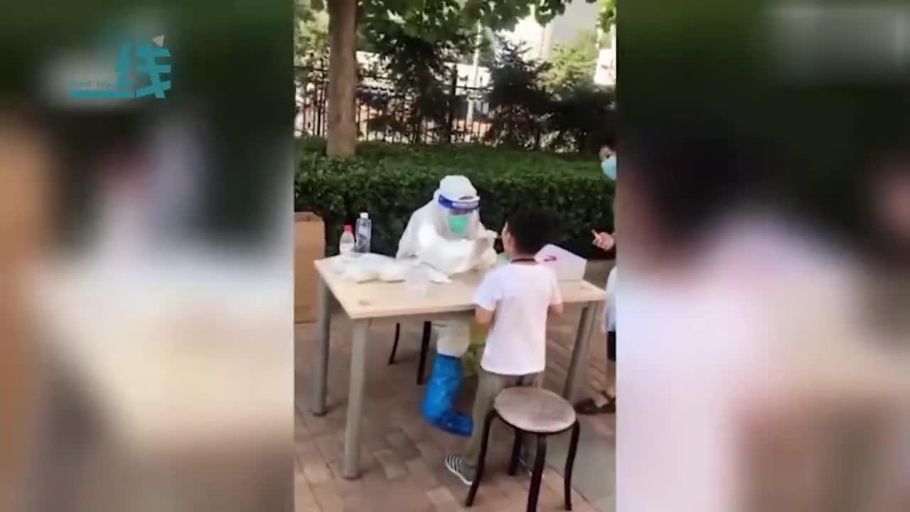 100秒盤點北京戰疫溫暖瞬間