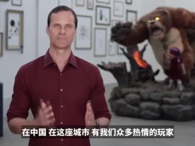 2020英雄联盟全球总决赛场馆主题发布 亮相上海城市地标