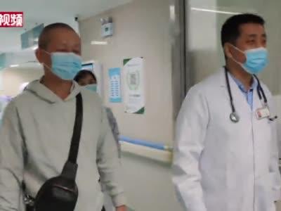 """武汉新冠康复患者赴西安看望援鄂医护:只为""""补上一个拥抱"""""""
