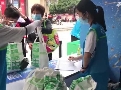 """""""快递箱货币""""成新潮流,上海有小学生因此一周不愁零食"""