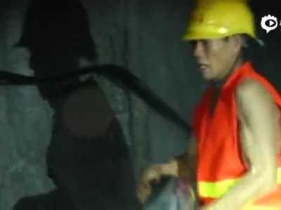 高黎贡山隧道大瑞铁路