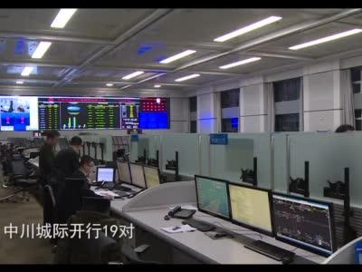 【视频】银西高铁增开多对动车