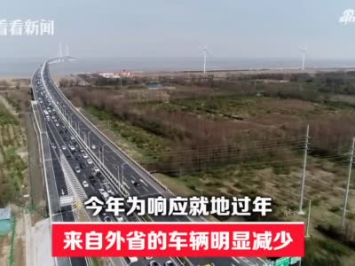 G40返程高峰已至 车辆缓行超10公里!