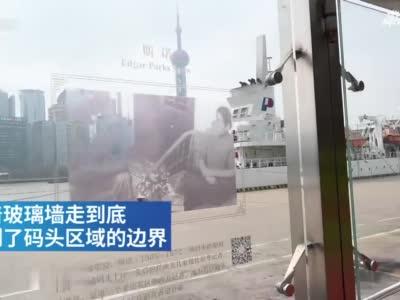 北外滩国客段八百米岸线贯通工程将启动:不用再隔着玻璃看浦江