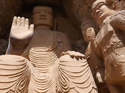 【视频】一马跃古今 一窟传千年 武威给你别样的美
