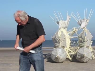 Theo Jansen | Strandbeests
