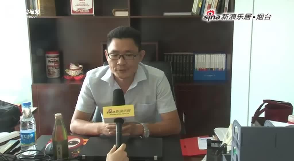 新浪乐居专访融基置业顾问总经理贾瑞文