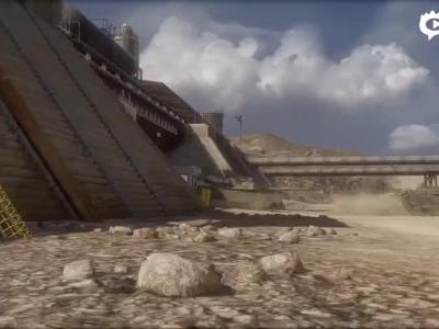 《装甲战争》公测宣传片