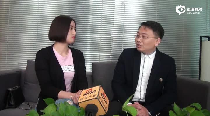 视频专访盛景丽苑 销售总监 刘竞宇