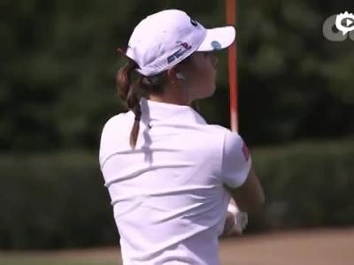 高宝璟谈LPGA年度总决赛