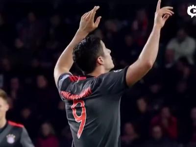 欧足联年度最佳阵容前锋候选