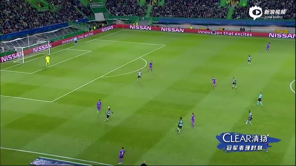 视频集锦-C罗幸运助攻本泽马绝杀 皇马2-1客胜出线