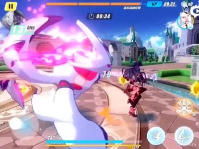 《崩坏3》剧情副本战斗视频
