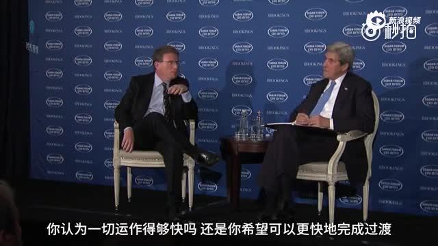 美国务卿:特朗普与他国领袖通话前国务院不知情
