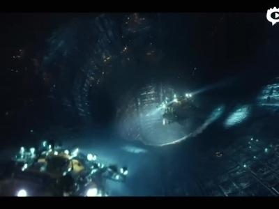 【新浪电玩】《变形金刚5:最后的骑士》首部预告片公开