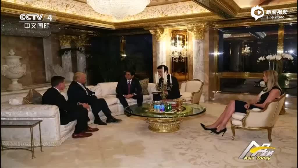 安倍访珍珠港向美国表忠诚 被批最该去南京看看
