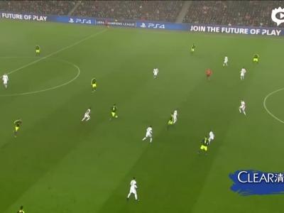 阿森纳4-1头名出线