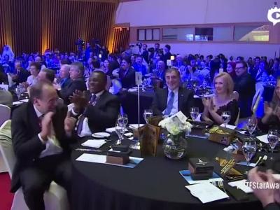 国际乒联球星颁奖盛典