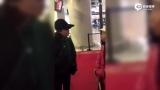 视频:马思纯现场采访虹桥一姐 劝其找男朋友