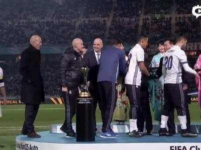 皇马夺2016世俱杯冠军