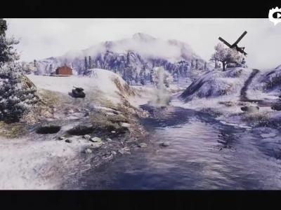 坦克世界9.17版本宣传片
