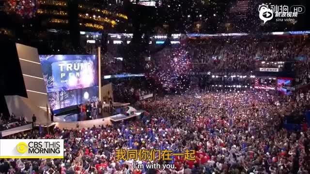 CBS精彩视频短片:3分钟回顾2016美国大选全