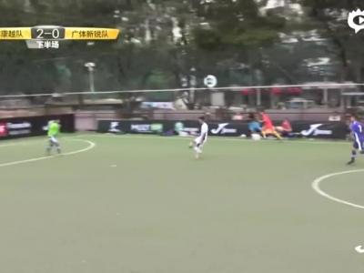 广体康越6-2进军总决赛