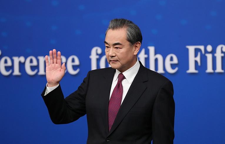王毅谈朝鲜半岛局势