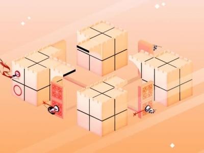 《欧几里得之地Euclidean Lands》游戏视频