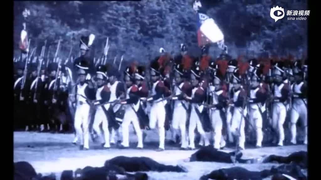 拿破仑战争版法国国歌马赛曲:热血战歌