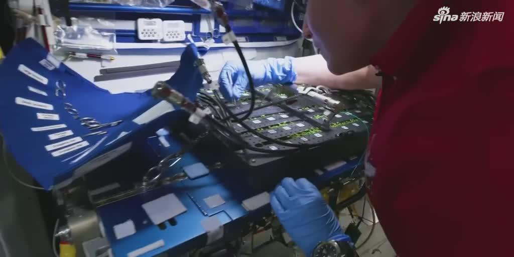 视频:NASA放出第一个太空拍摄的8K超高清视频