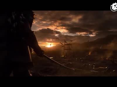 《只狼:影逝二度》中文版剧情预告影像