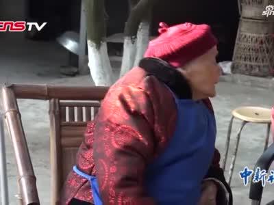 视频|成都最牛00后:出生在清朝 家中已六世同堂