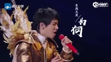 视频:华晨宇跨界合作六小龄童 经典曲目连唱燃炸舞台