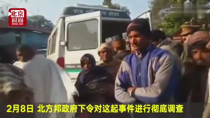 视频-104人丧命!印度假酒事件3049人被捕