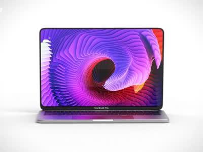 16寸MacBook Pro渲染视频