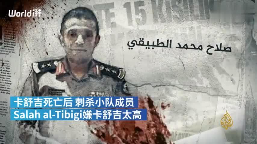 视频-纪录片揭卡舒吉遇害全程:尸体或被焚毁