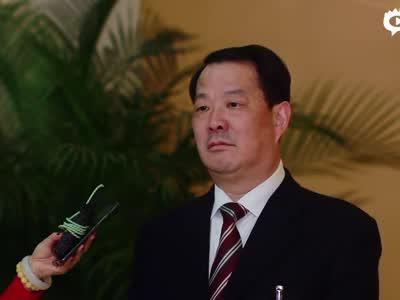 全国人大代表、中国建材股份有限公司总裁彭寿