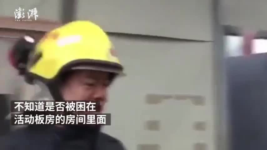 视频-女童带弟弟机智逃离火场:幼儿园学到的