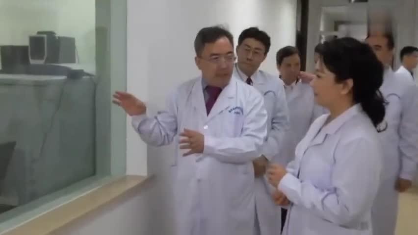 视频:彭丽媛在北京昌平参加结核病防治活动