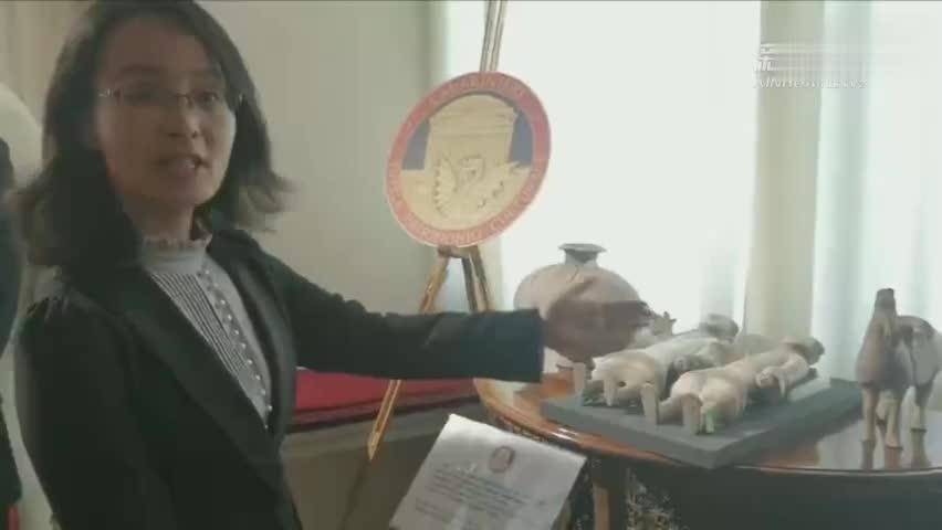 视频:意大利返还796件套文物 中国文物即将踏上