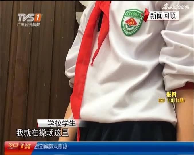 视频|小学课堂遭钢珠袭击 67岁嫌疑人被抓获