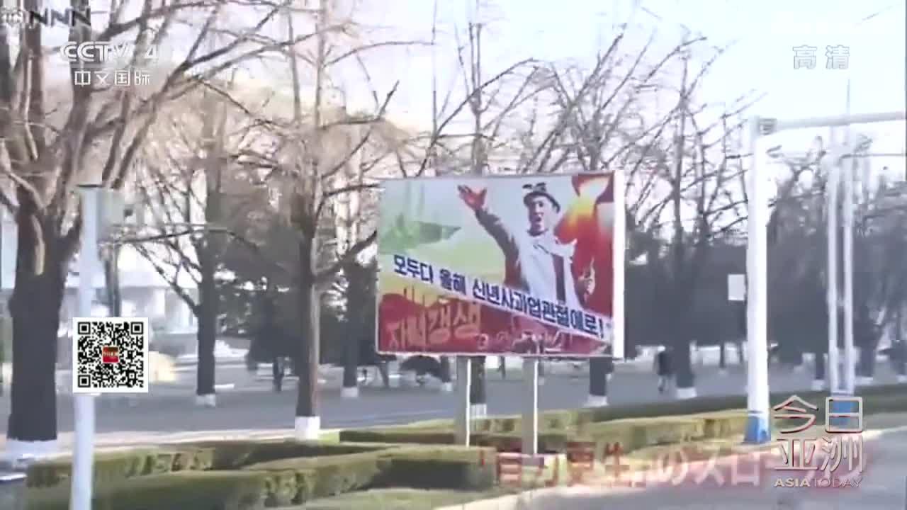 """视频:朝鲜展示""""自力更生"""" 日媒罕见获准探访平壤"""