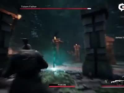 《暗黑血统3》厂商新作Boss战演示