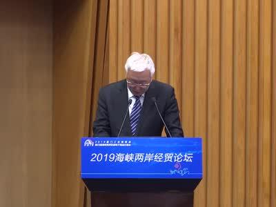 厦门市人民政府领导副市长韩景义致辞